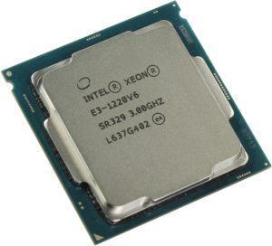 Процессор для сервера 1С на 5-10 пользователей
