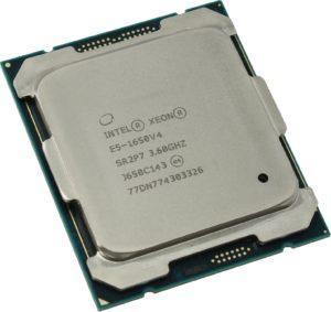 Процессор для сервера 1С на 50 пользователей