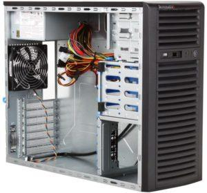 Сервер 1С на 30 пользователей