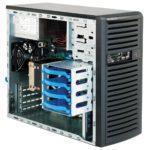 Корпус для сервера 1С на 5-10 пользователей
