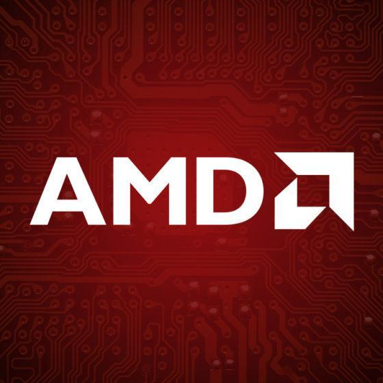 Эмблема AMD