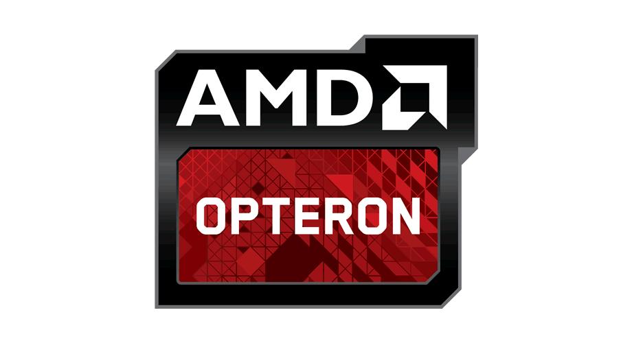 Линейка серверных процессоров AMD Opteron