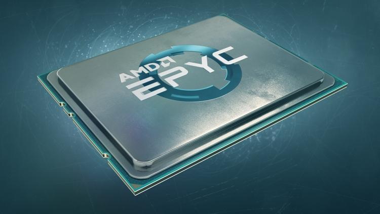 Линейка серверных процессоров AMD EPYC