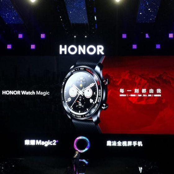 Анонс смарт-часов Honor Watch Magic
