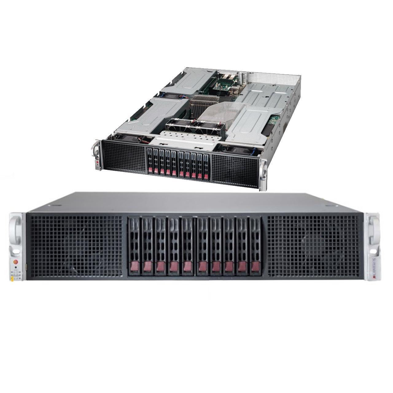 Платформа для сборки вычислительного сервера