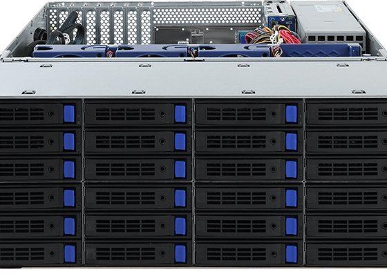Файловый сервер Gigabyte