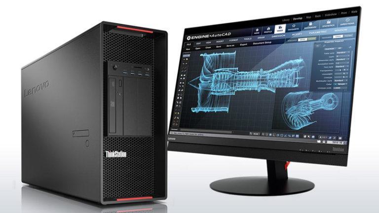 Рабочая станция для CAD Lenovo ThinkStation P910