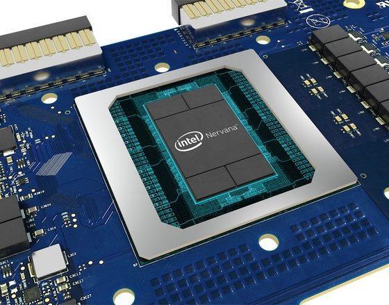 Intel Nervana NNP-L1000 (кодовое название Spring Crest) – первый нейросетевой процессор