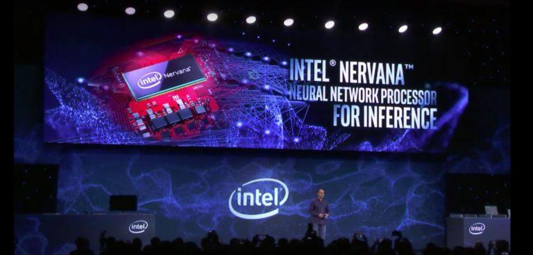 Анонс Intel Nervana на CES 2019