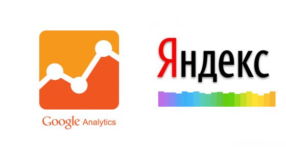 Добавление Яндекс Метрики и Google Analytics через functions.php
