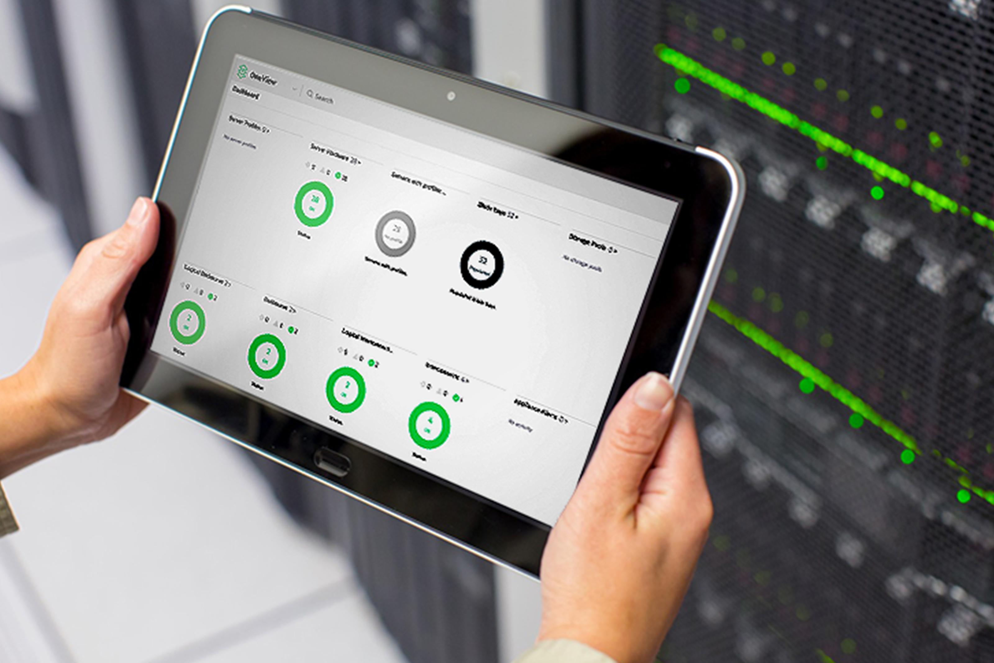 HPE OneView 4.1 1