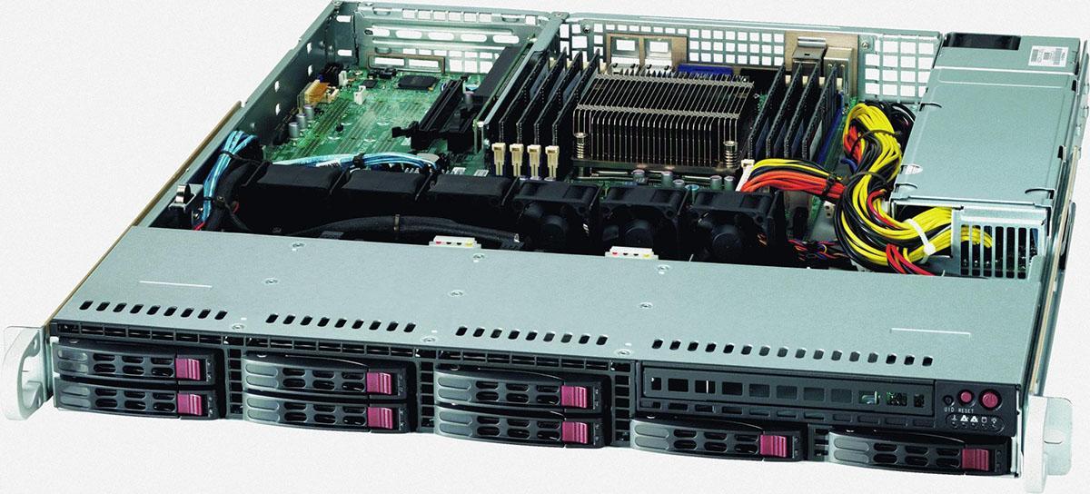 Терминальный сервер Supermicro 1017R-MTF