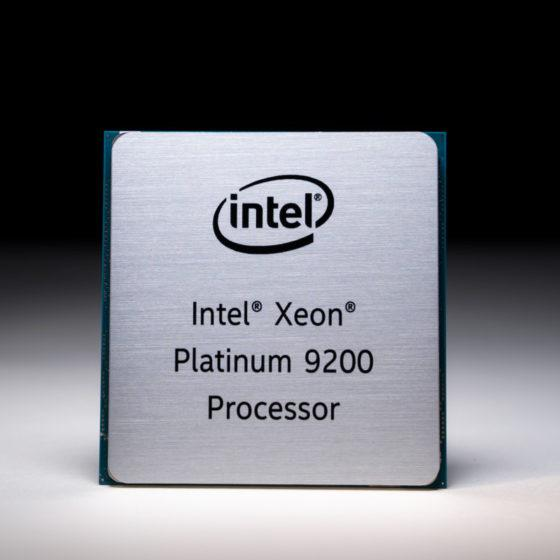 Intel Xeon Scalable 9200 (Cascade Lake)
