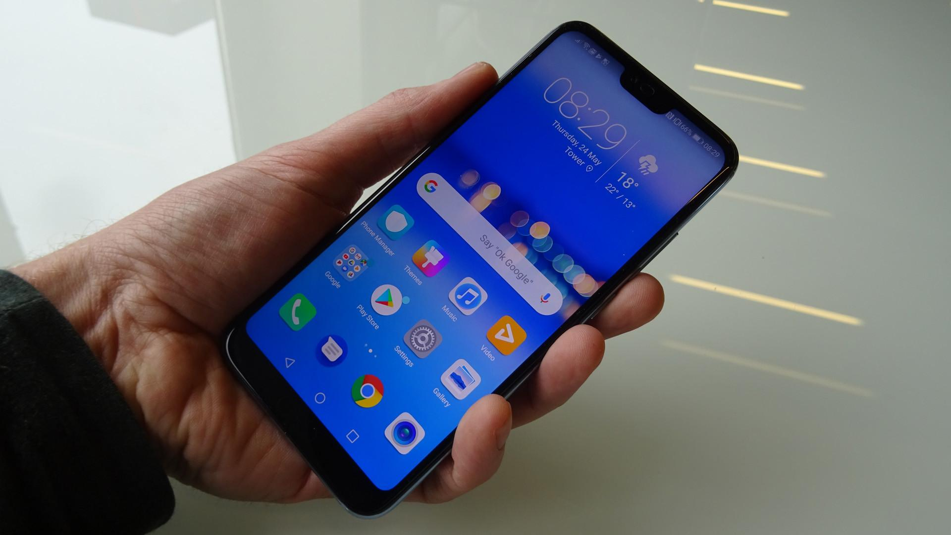 Honor 10 Front