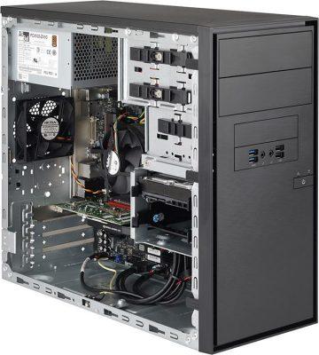 Как выбрать сервер для 1С